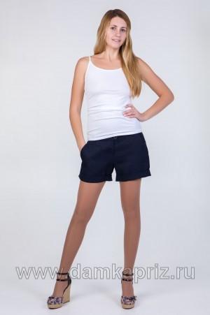 """Шорты """"Доминикана"""" - интернет магазин одежды из льна Дамский Каприз"""
