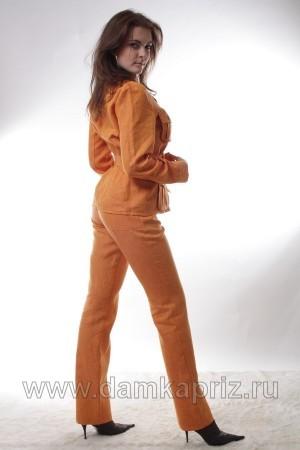 """Жакет """"Конго"""" - интернет магазин одежды из льна Дамский Каприз"""