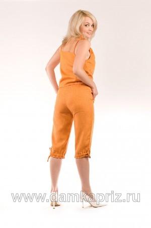 Бриджи - интернет магазин одежды из льна Дамский Каприз
