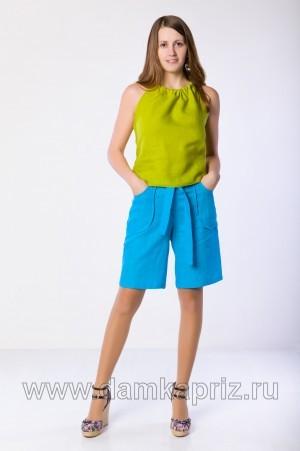 Бермуды - интернет магазин одежды из льна Дамский Каприз