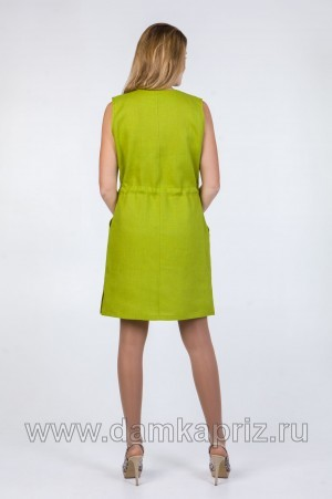 """Платье """"Медея"""" - интернет магазин одежды из льна Дамский Каприз"""