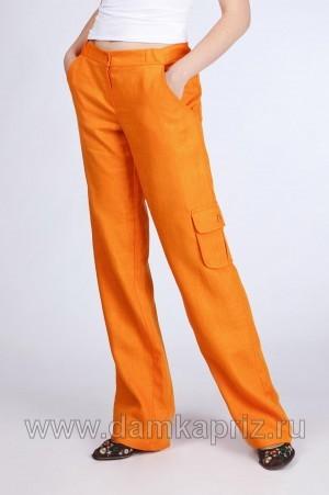 Брюки из льна - интернет магазин одежды из льна Дамский Каприз