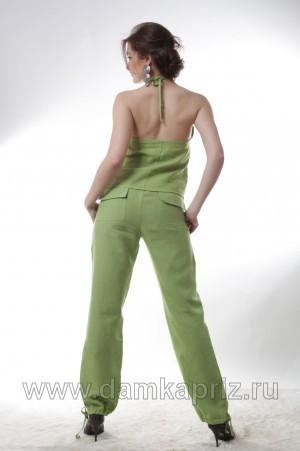 Брюки - интернет магазин одежды из льна Дамский Каприз