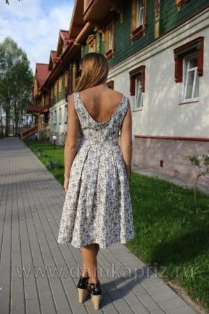 Сарафан - интернет магазин одежды из льна Дамский Каприз