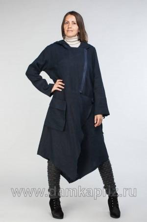 """Тренчкот """"Rianna"""" - интернет магазин одежды из льна Дамский Каприз"""