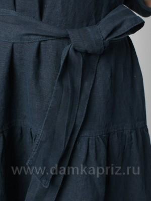 """Платье """"Моника"""" - интернет магазин одежды из льна Дамский Каприз"""